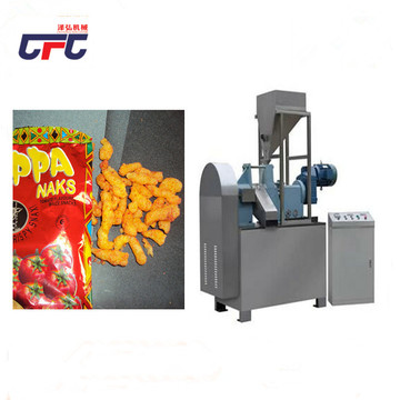 Cheetos Crunchy production line