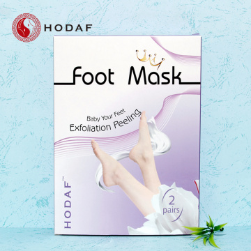 good quality skin peeling off foot mask