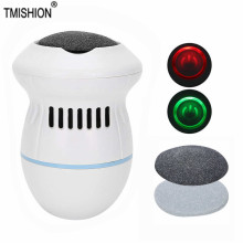 Electric Foot File Grinder Dead Skin Callus Remover for Foot Pedicure Tools Feet Care Foot Grinding Machine with 2 Head