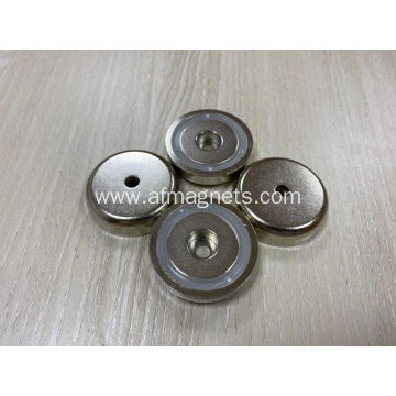 Round Base Magnet 65 lb. Pull