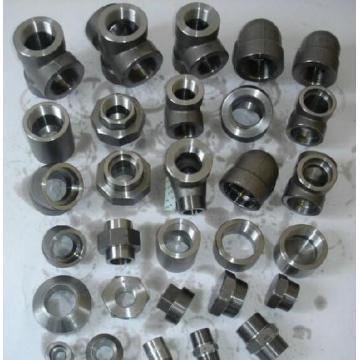 NPT Threaded F304 Forged Fittings