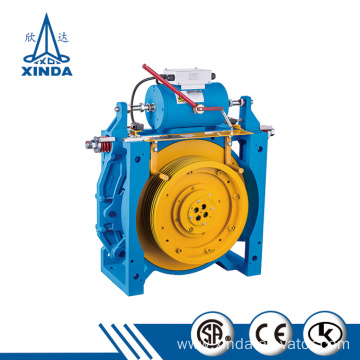 Hot Sale Gearless Traction Machine Traction Elevator Components