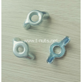 Carbon steel Wing Nuts 1/4-20 ZP