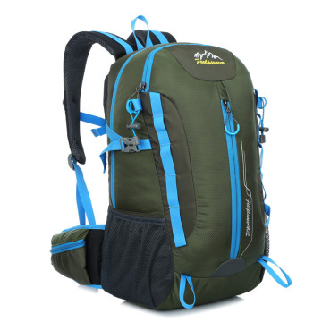 New Trendy Nylon Fashion Waterproof outdoor Backpack