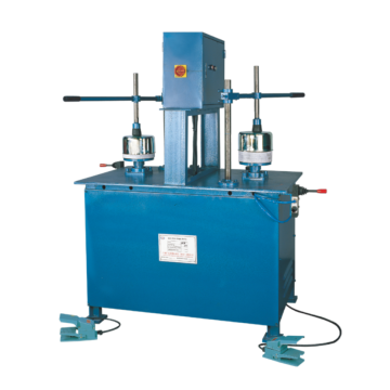 Stainless steel hand polishing machine