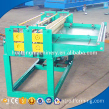 Supply coil slitting line gi plate slitting machine