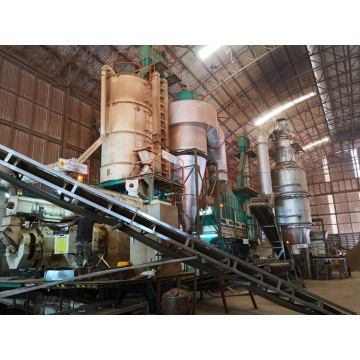 2-3T/H Straw granulator production line