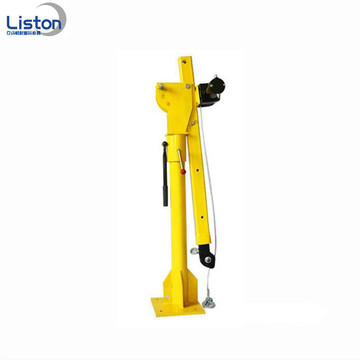 24v 12v electric car lift mini crane