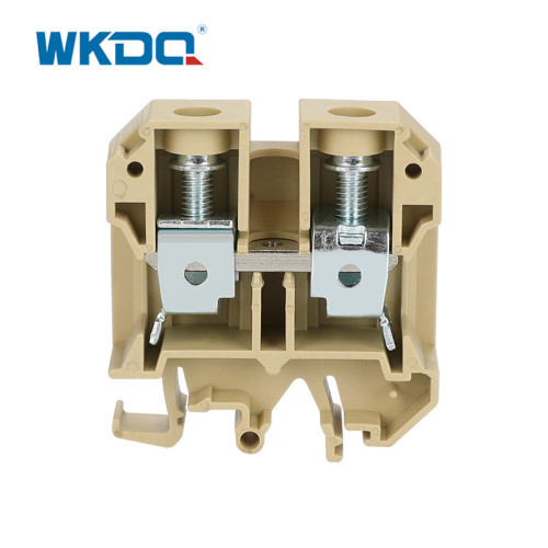 DIN Rail Screw Terminal Blocks