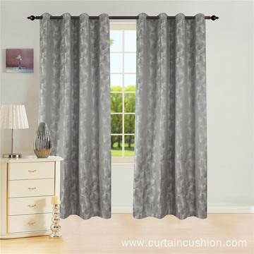 Wholesale New Design Decorative Jacquard Curtain