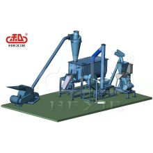 SAMLL PELLET FEED MACHINERY