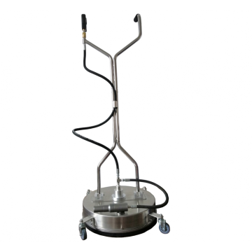21inch Stainless Steel Surface Cleaner with Self Recovery