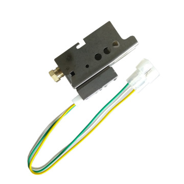 Gas fireplace ignition parts