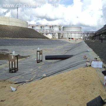 Epdm/HDPE Underground Geomembrane Price As Fish Pond Liner