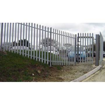 palisade fence specification