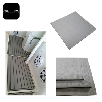 Melors Teak Yacht Decking Faux Teak Flooring Sheet