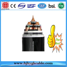36KV 3*120sqmm Copper Conductor XLPE Steel Tape Armour Cable