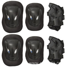 6Pcs High Hardness PVC Protective Knee Pads