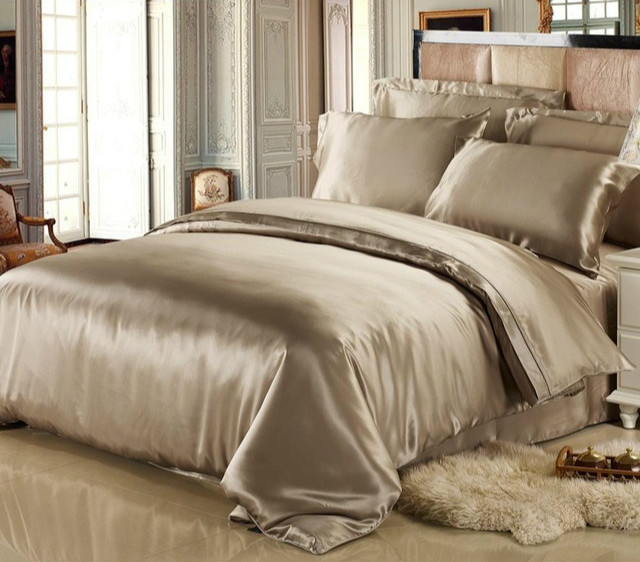 Taupe bedding sets