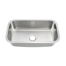 8047A Undermount Single Bowl Kitchen Sink