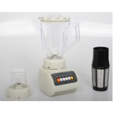 250W Plastic Jar Electric Blender and Mixer