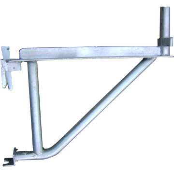 Kwikstage System Scaffold Hop Up Bracket with Post