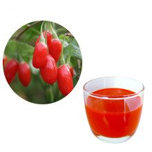 Conventional original goji berry juice