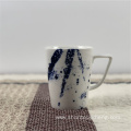 Hand painted ceramic daily use water mug
