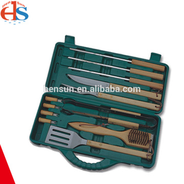 Wholesale BBQ Grill Tools with Plastic Case
