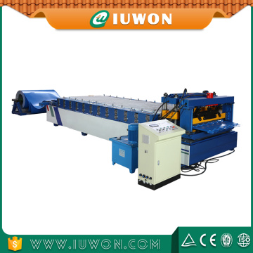 Hydraulic Cutting Tile Roll Forming Machine
