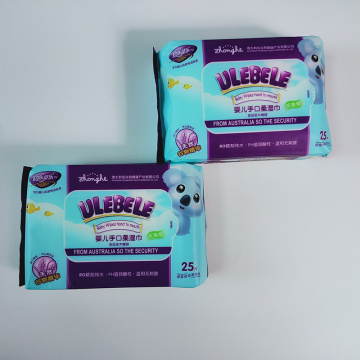 Pure Eco Friendly Sensitive Baby Wipes