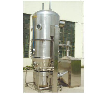 Herbal Spraying Dryer Granulator Drying Coating