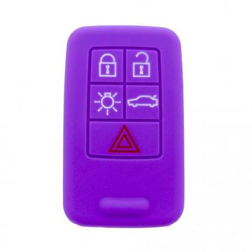Silicone key shell for Volvo Xc90