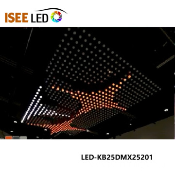 Good Price LED RGB DMX512 Lifting Ball