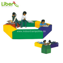 Kids indoor soft play equipment for school