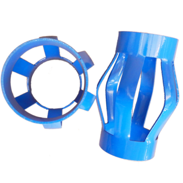 Steel Spiral Vane Welded Bow Spring Centralizer