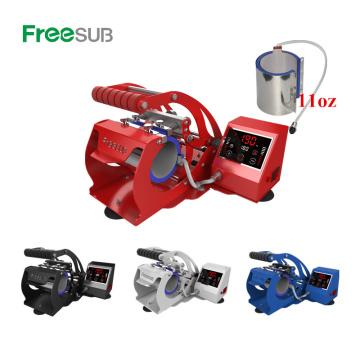 ST-130 LED Touch Screen Sublimation Machine Mug Press Machine Heat Press Transfer 11oz Mug Cup Sublimation Printer