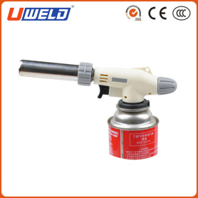 Butane Gas Blow Ignition Lamp Torch