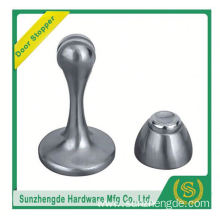 SZD SMDS-005SS rocking chair stopper stainless steel door gift wall mount rubber swing gate stop