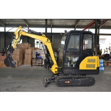 mini buldo excavator backhoe