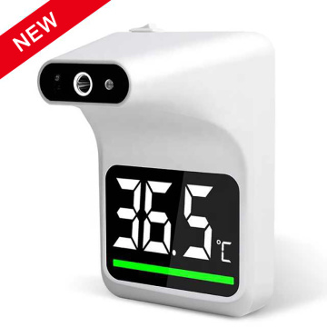 Wholesale Price Automatic Automatic Scanner Wall Mounted Digital Thermometer e nang le Digital LCD e bonts'ang