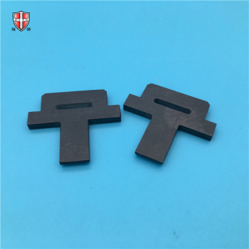 custom thermal shock resistance silicium oxide Si3N4 ceramic