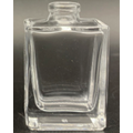 7.5ml mini clear square bottle bottle perfume bottle