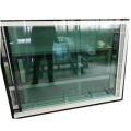 Louvered Built In Insulating Hollow Louver Tempered Glass