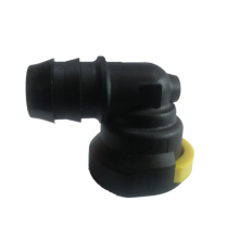 Fuel Quick Connector 15.82 (5/8) - ID14 - 90° SAE