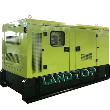 Factory Price 60kva Power Soundproof Diesel Generator