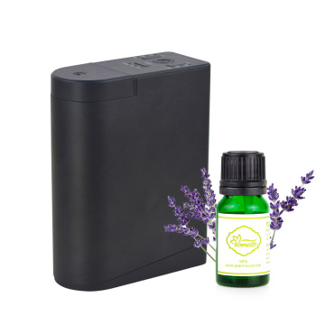 Black Usb Essential Oil Mini Diffuser Battery Operated