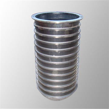 0.15/0.25/0.35mm High Pressure Screen Basket
