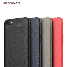 Leather Soft TPU Scratch Resistant for OPPO A71