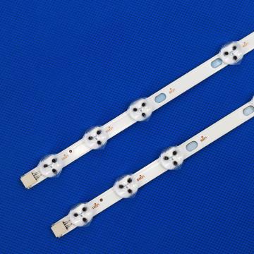 2pcs x 32 inch LED Backlight Strip Replacement for VESTEL 32D1334DB VES315WNDL-01 VES315WNDS-2D-R02 VES315WNDA-01 11-LEDs 574mm